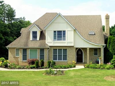 Reisterstown Single Family Home For Sale: 6210 Glen Falls Road