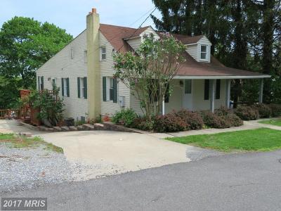Sykesville Single Family Home For Sale: 7329 Oak Street