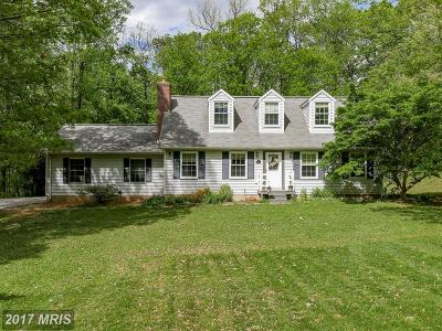Westminster Single Family Home For Sale: 1520 Manchester Road