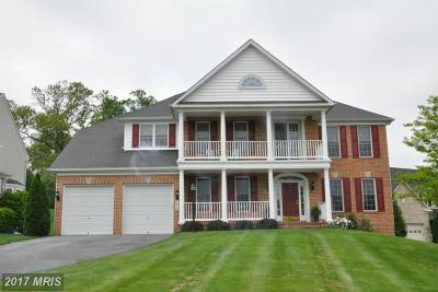 Mount Airy Single Family Home For Sale: 1516 Terra Oaks Court