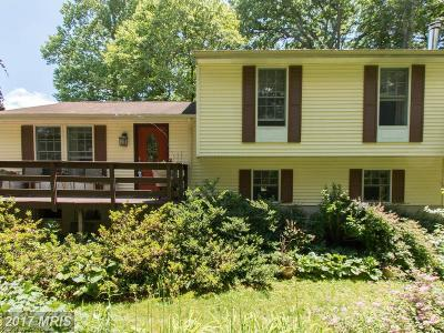 Woodbine Single Family Home For Sale: 7551 Morgan Road