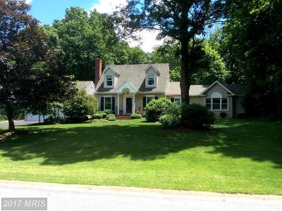 Sykesville Single Family Home For Sale: 5177 Stone House Village Court