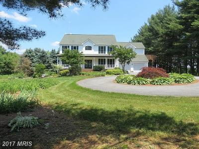 Woodbine Single Family Home For Sale: 6543 Day View Drive