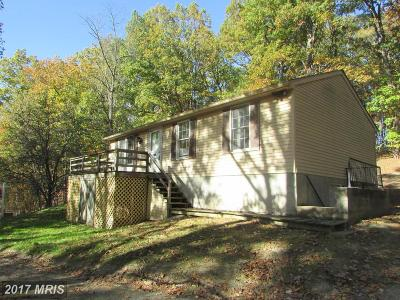 Single Family Home For Sale: 2215 Hughes Shop Road