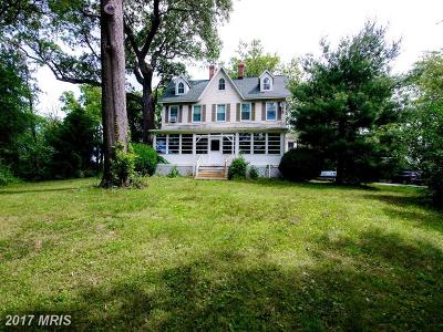 Sykesville Single Family Home For Sale: 7353 Spout Hill Road