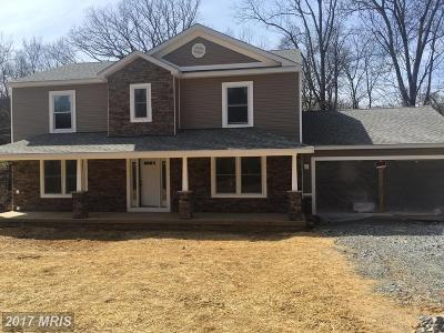 Sykesville Single Family Home For Sale: 5924 Forest Court