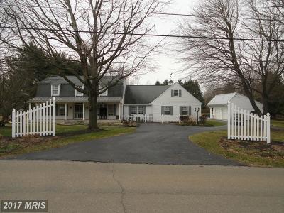Oxford Single Family Home For Sale: 203 Glen Hope Road