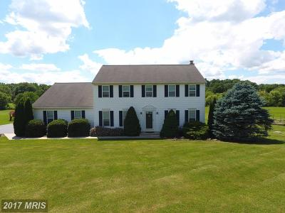 Oxford Single Family Home For Sale: 131 Duck Farm Road