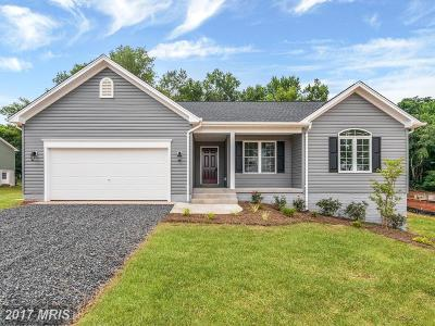 Culpeper Single Family Home For Sale: 19719 Old Orange Road