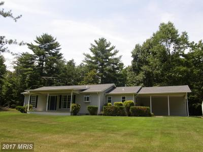 Culpeper Single Family Home For Sale: 16096 Laurel Springs Road