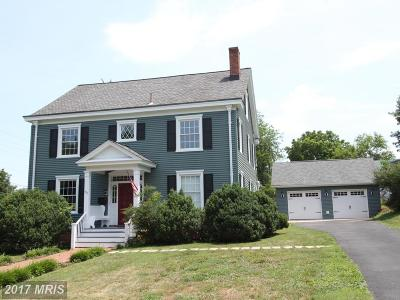 Culpeper Single Family Home For Sale: 601 West Street