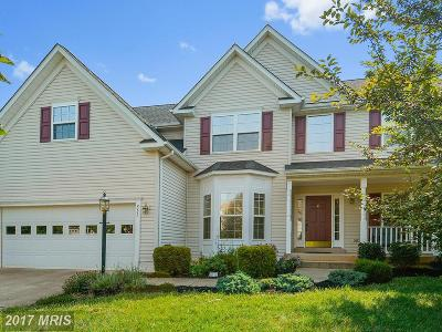 Culpeper Single Family Home For Sale: 551 Greenbriar Drive