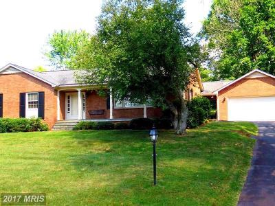 Culpeper Single Family Home For Sale: 1096 Oaklawn Drive