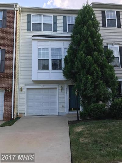 Culpeper Townhouse For Sale: 1920 Crepe Myrtle Lane