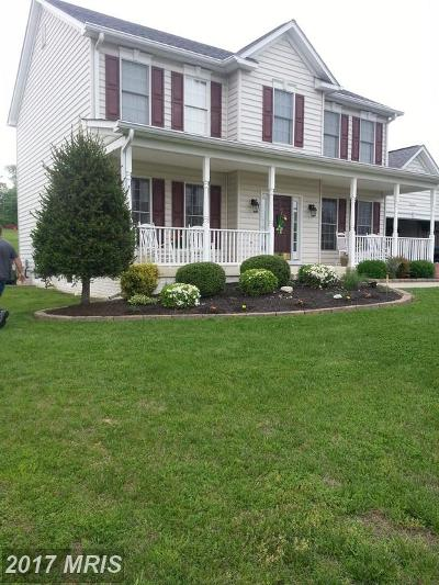 Culpeper Single Family Home For Sale: 12517 Sherwood Forest Drive