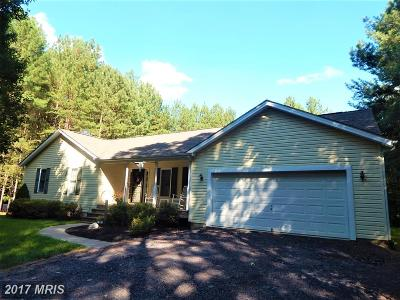 Richardsville Single Family Home For Sale: 27480 Tower Road