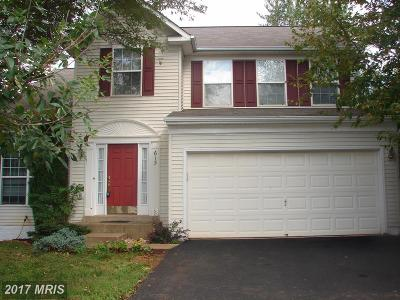 Culpeper Single Family Home For Sale: 613 Kings Grant Road