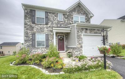 Culpeper Single Family Home For Sale: 12109 Majestic Place