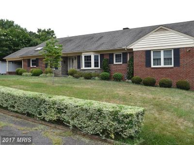 Culpeper Single Family Home For Sale: 1130 Oaklawn Drive