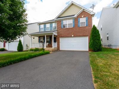 Culpeper Single Family Home For Sale: 1816 Martina Way