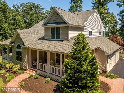 Culpeper Single Family Home For Sale: 8323 Tinsley Place