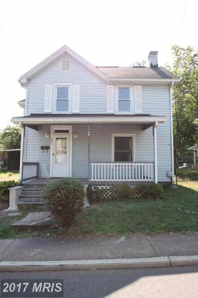Culpeper Single Family Home For Sale: 409 Commerce Street N