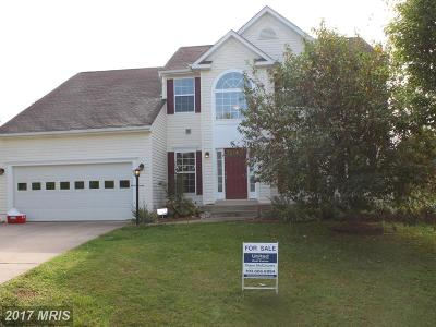 Culpeper Single Family Home For Sale: 867 Lakeland Court