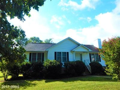 Culpeper Single Family Home For Sale: 15686 Bradford Road