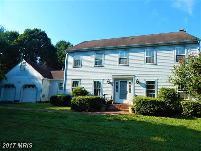 Culpeper Single Family Home For Sale: 11036 Mountain Run Lake Road