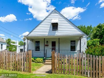 Culpeper Single Family Home For Sale: 514 2nd Street