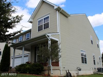 Culpeper Single Family Home For Sale: 1737 Finley Drive