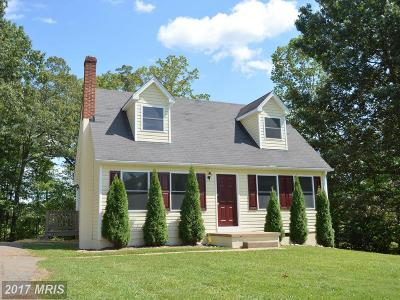 Culpeper Single Family Home For Sale: 9643 Roys Lane
