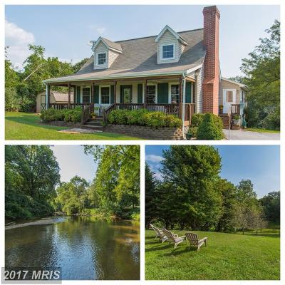 Culpeper Single Family Home For Sale: 10137 River Front Lane