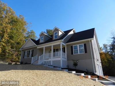 Culpeper Single Family Home For Sale: Sarahs Way
