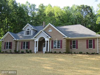 Culpeper Single Family Home For Sale: 10 Martingale Court