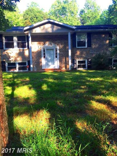 Culpeper Single Family Home For Sale: 1345 Kristin Lane