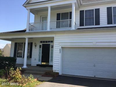Culpeper Single Family Home For Sale: 890 Autumn Ridge Road