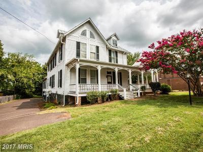 Culpeper Multi Family Home For Sale: 310 E Piedmont Street