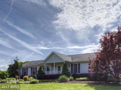 Culpeper Single Family Home For Sale: 17383 Lakemont Drive