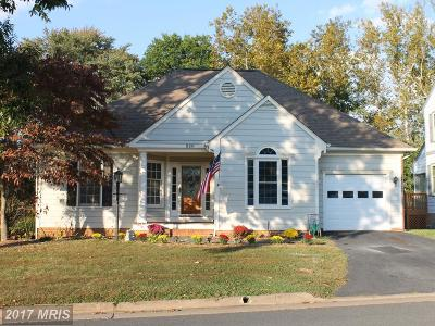 Culpeper Single Family Home For Sale: 520 Greens