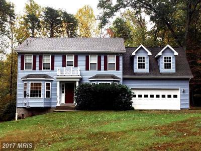 Culpeper Single Family Home For Sale: 10268 Dixon Road