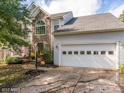 Culpeper Single Family Home For Sale: 582 Windermere Drive