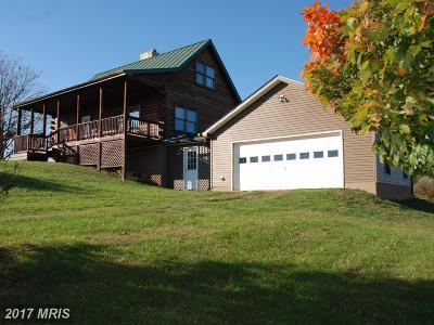 Culpeper Single Family Home For Sale: 14311 Eggbornsville Road