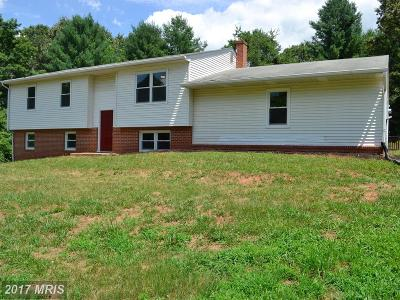 Culpeper Single Family Home For Sale: 7270 Greenleaf Lane