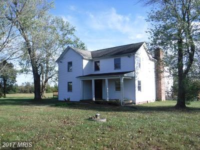 Culpeper Rental For Rent: 16722 Glen Ella Road