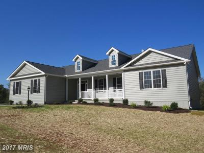 Culpeper Single Family Home For Sale: Stonehouse Mountain Road