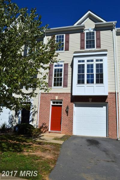 Culpeper Rental For Rent: 844 Fairview Village #14