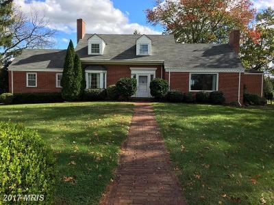 Culpeper Rental For Rent: 11471 Fox Hill Lane