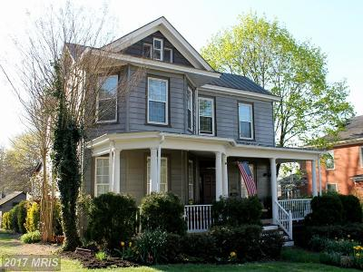 Culpeper Single Family Home For Sale: 806 East Street