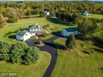 Culpeper Single Family Home For Sale: 14446 Glen Verdant Drive